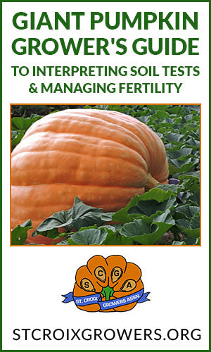 Giant Pumpkin Grower's Guide to Interpreting Soil Tests & Managing Fertility