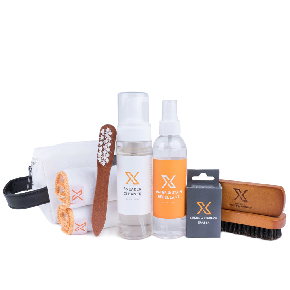 X Clean + Protect Sneaker Cleaner Exclusive  Kit