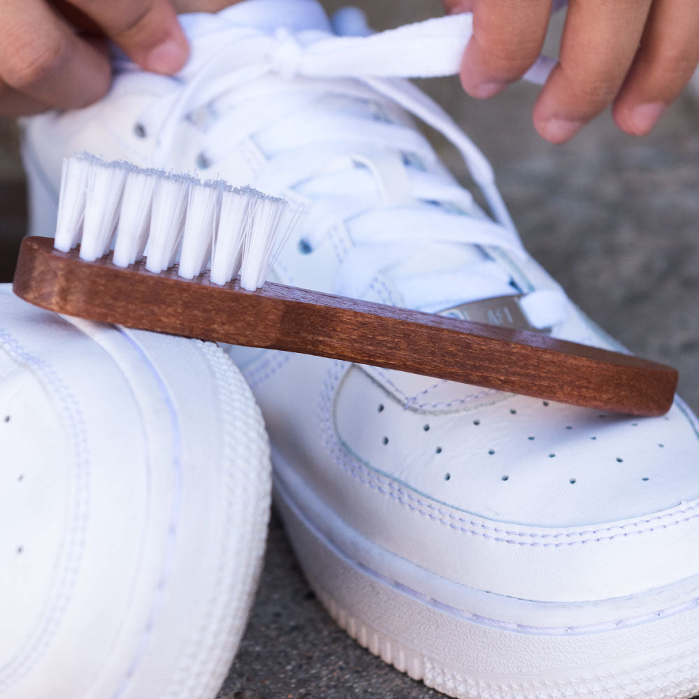 X Detail Cleaning and Shoelace Sneaker Brush