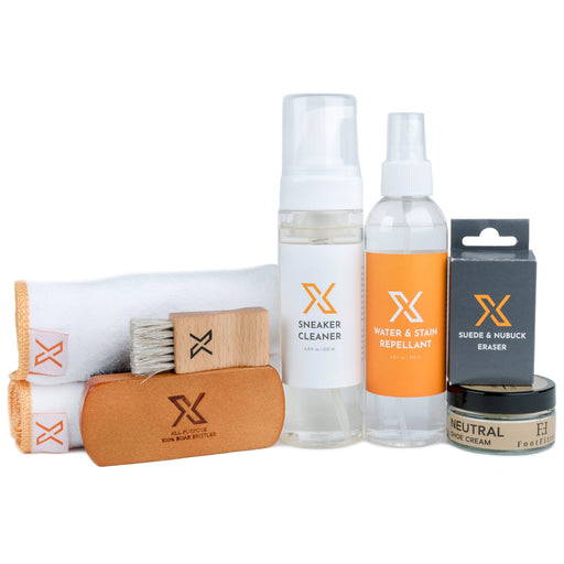 X Mixed Material Sneaker Cleaner Kit