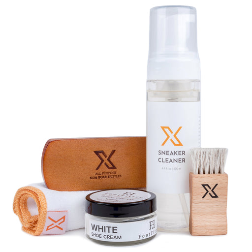 X White Sneaker Cleaner Kit