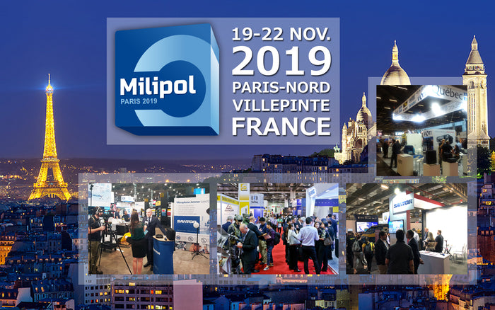 Santor at MILIPOL Paris 2019