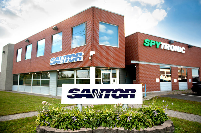Santor head office in Montreal Canada