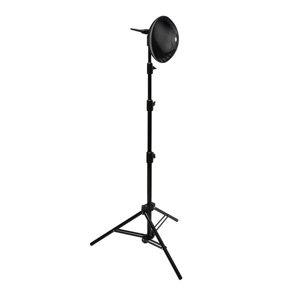 Tripod Alu Mini Compact Air-Cushioned Stand (Black, 7')