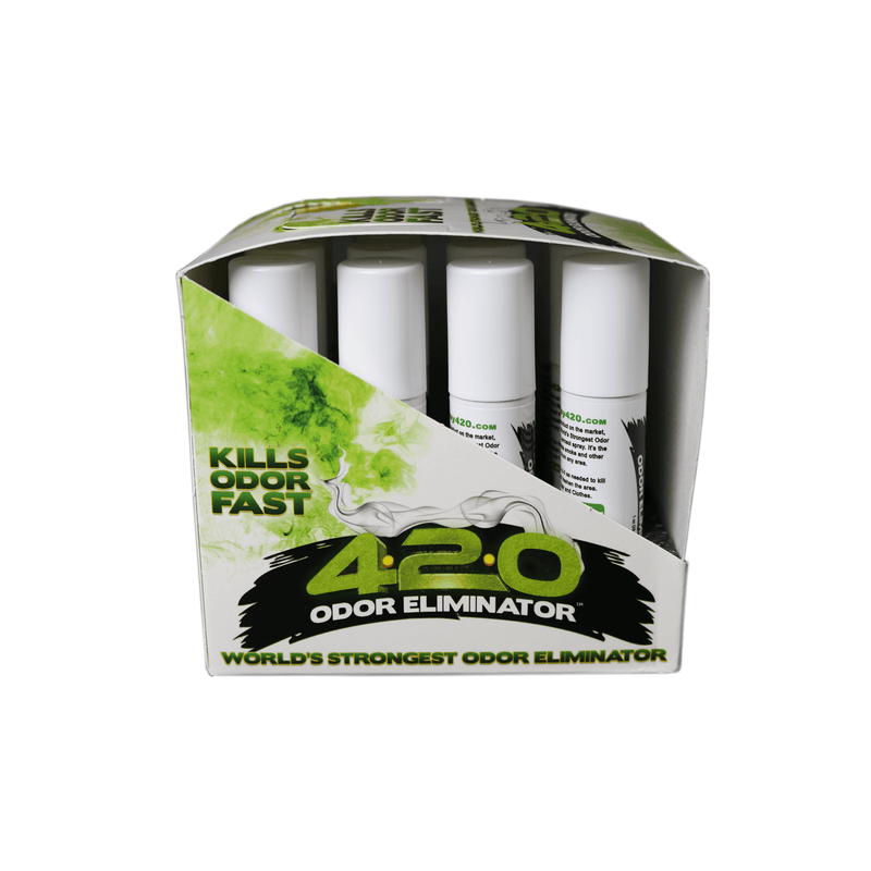 420 Odor Eliminator - Kills Odor Fast - Packaging View