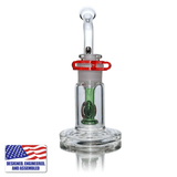 Complete TDS Dabbing Enail Kit - Bubbler Only Rear View