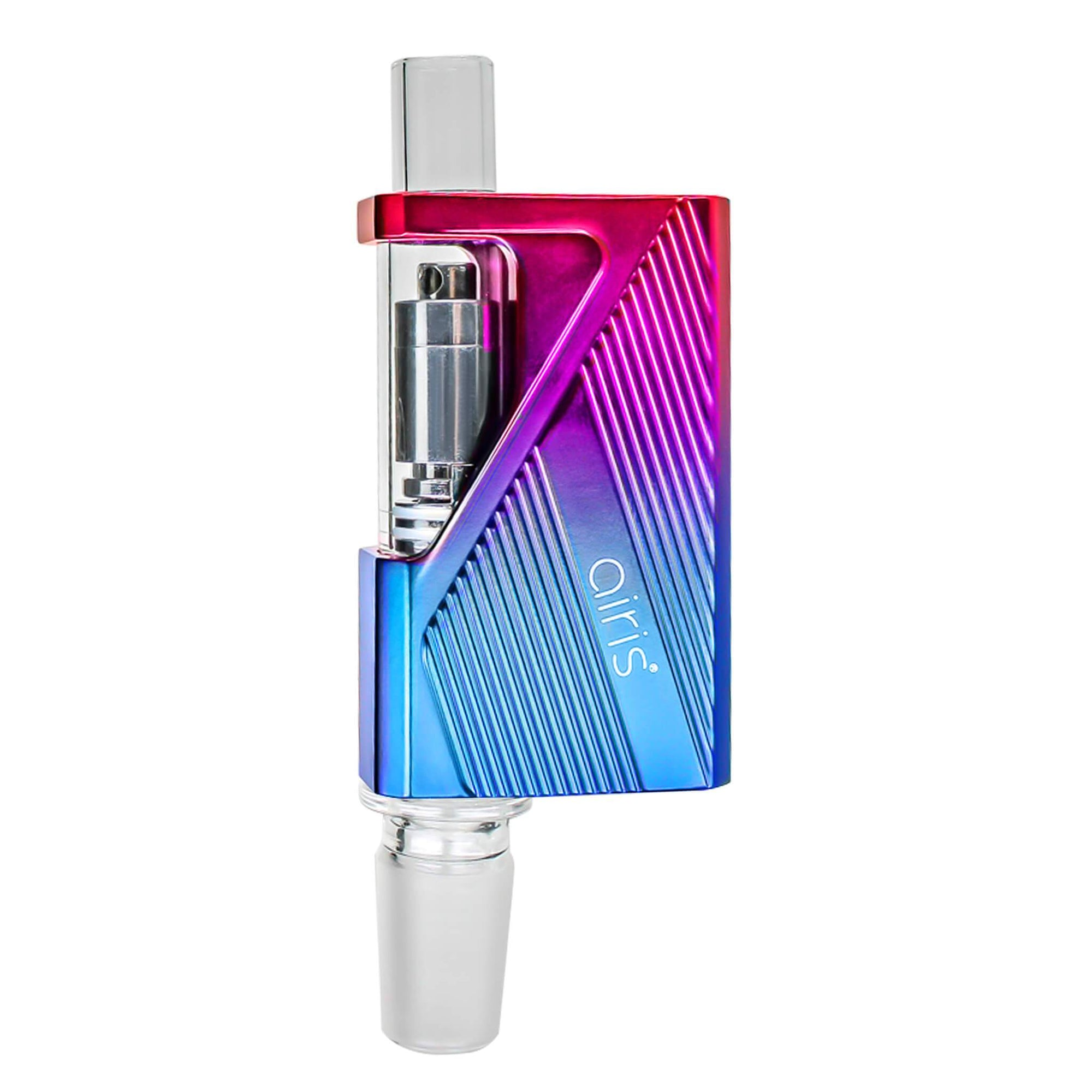 Dabble Dual Use Wax Vaporizer_Blue-Pink