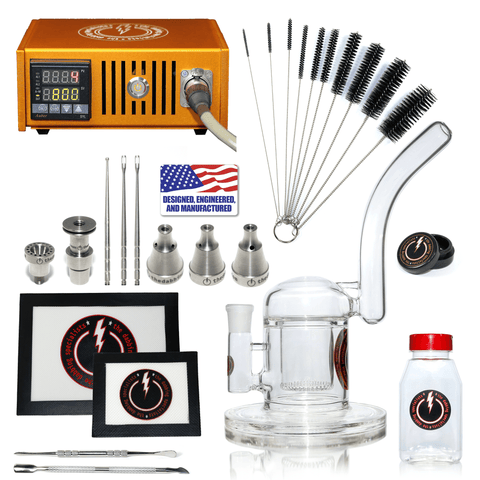 Enail Dab Kit - Professional - Dabbing Warehouse