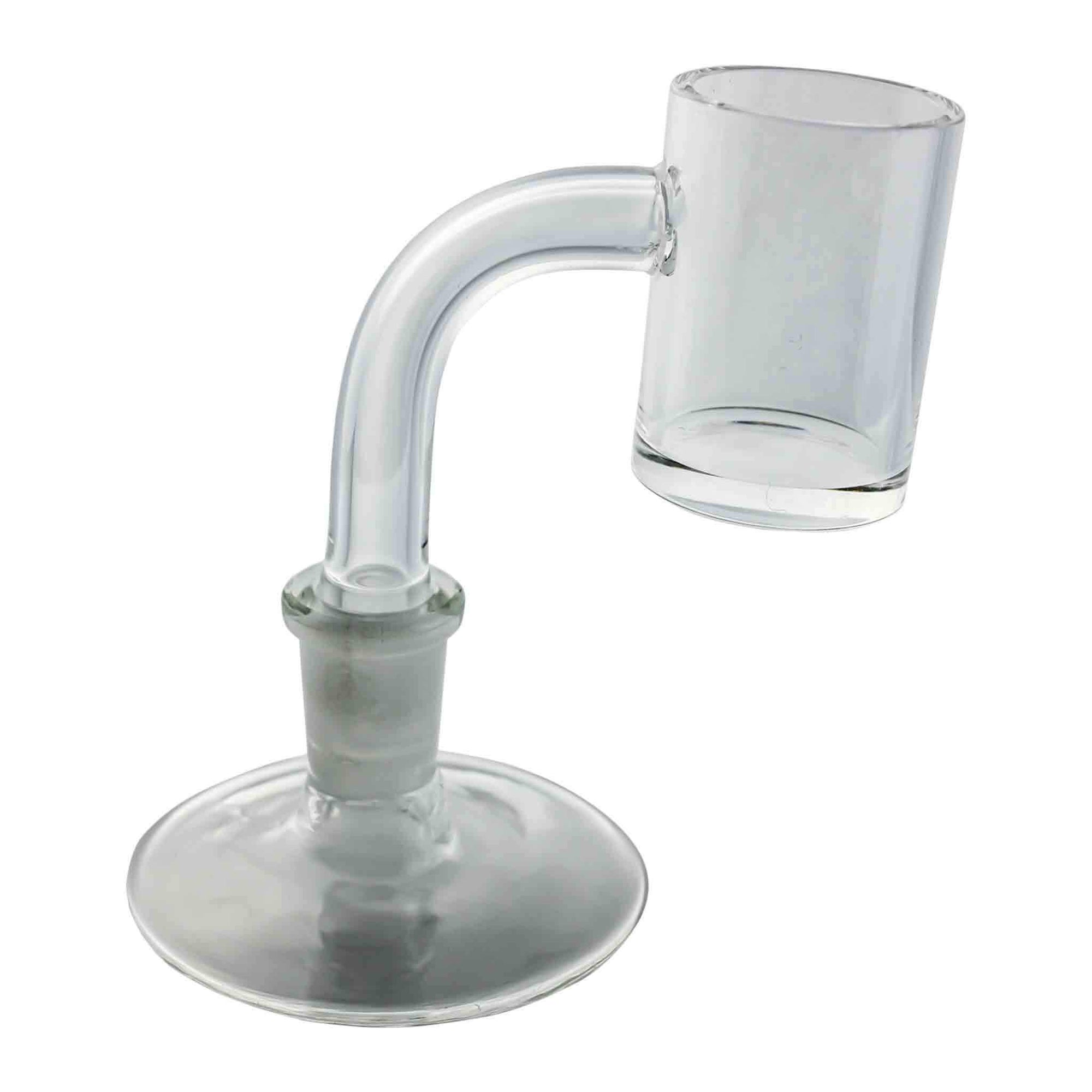 25mm Quartz Banger - Beveled Edge - Clear Bottom