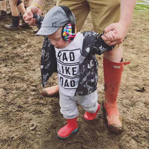 Festivals With Kids - Our Top Tips
