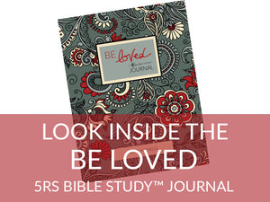 BUNDLE: Joy Full & Be Loved 5Rs Bible Study™ Journals