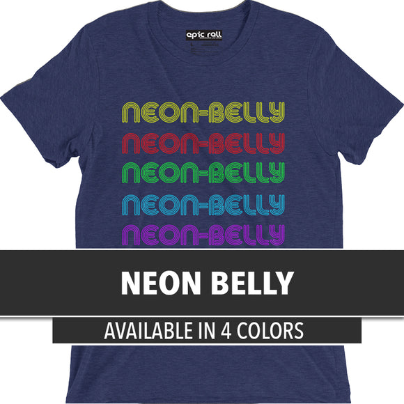 Neon-Belly (Knee on Belly)