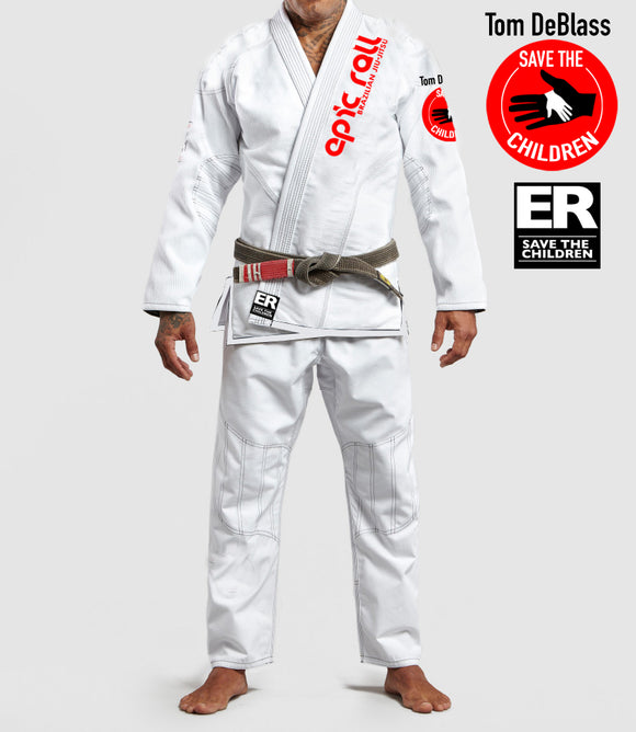 Tom DeBlass-Save Our Children Gi (AVAILABLE FOR PRE SALE NOW!!!)