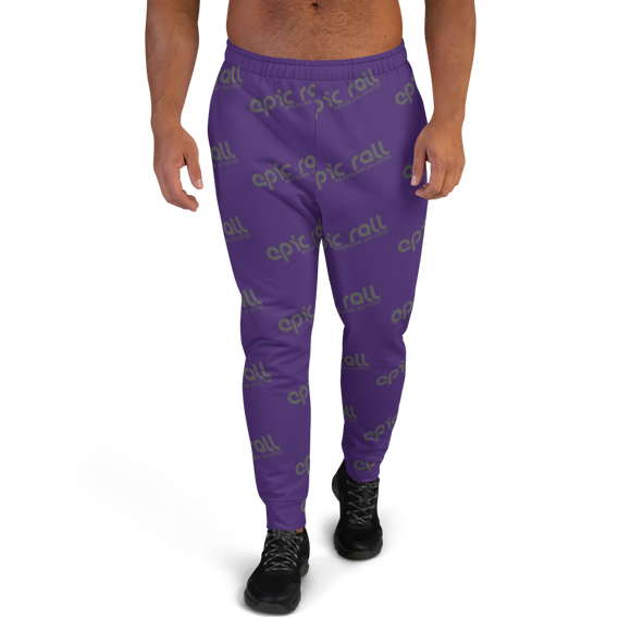 Men's Epic Joggers (Purple Haze)