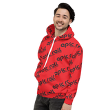 EPIC ROLL HOODIE ( Bloody Nose)