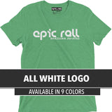 Epic Roll (All White Logo)