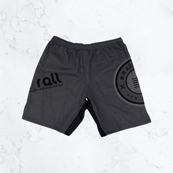 Ocean Storm Fight Shorts (Elastic Waistband)