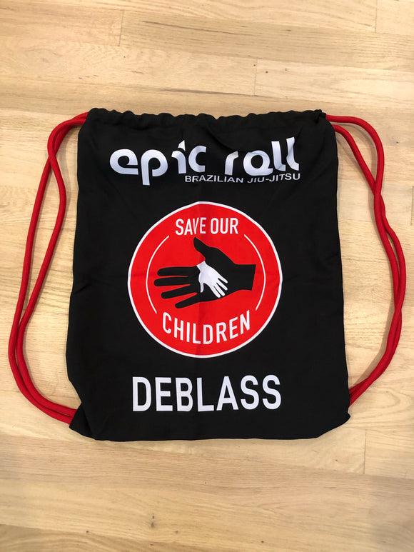 Save Our Children Gi Bag