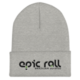 EPIC ROLL - 420 BEANIE (GREEN BELT)