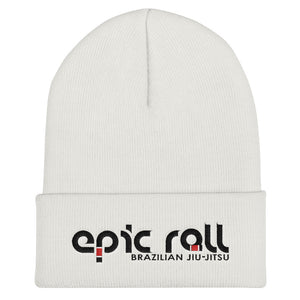 Epic Roll - Ranked Beanie (Black Belt)