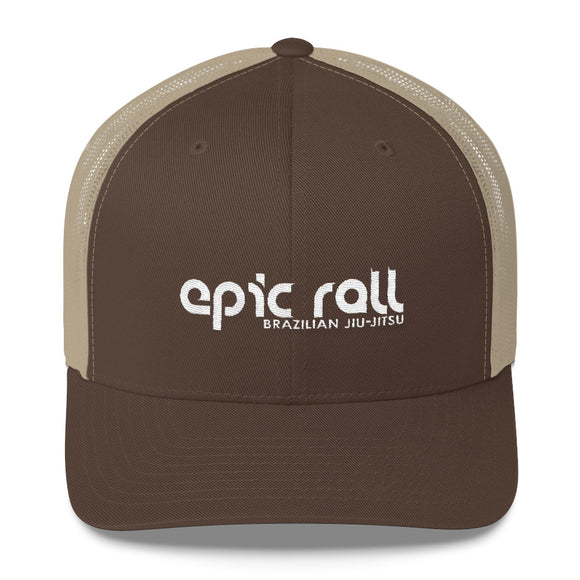 Epic Roll Six-Panel Trucker Hat