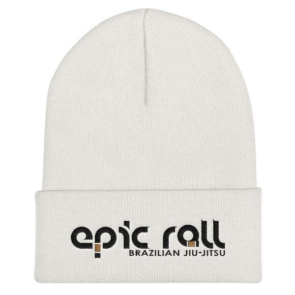 Epic Roll - Ranked Beanie (Brown Belt)