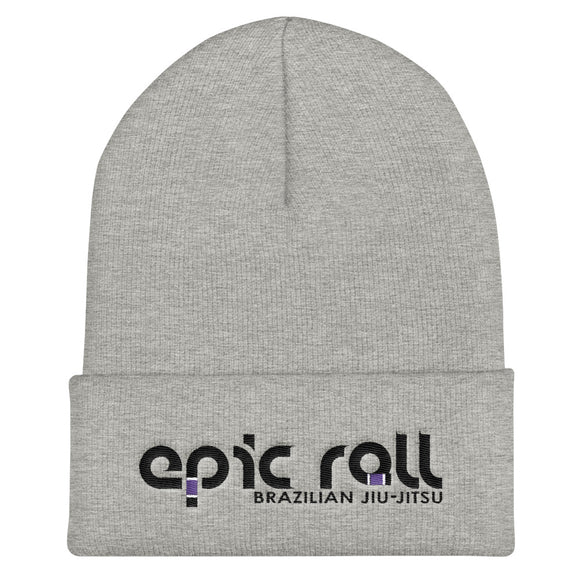 Epic Roll - Ranked Beanie (Purple Belt)