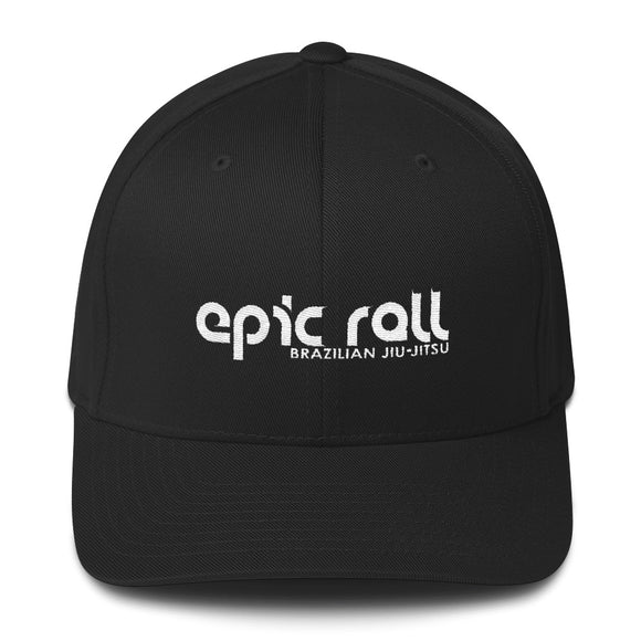 Epic Roll - Fitted - Ranked - White Belt