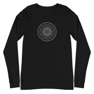 Circle of Life (Combat Grey Edition) Long Sleeve