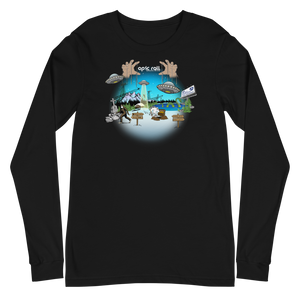 The Urban Legend Conspiracy Theory! (Long Sleeve)