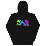 V2 Hoodie - Jiu Jitsu Changed Everything (Spectral Color)