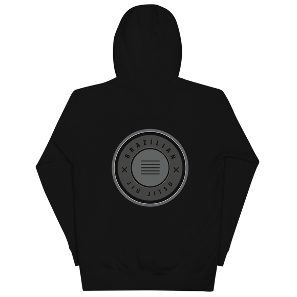 Epic Roll Hoodie (Combat Grey Circle of Life Edition)