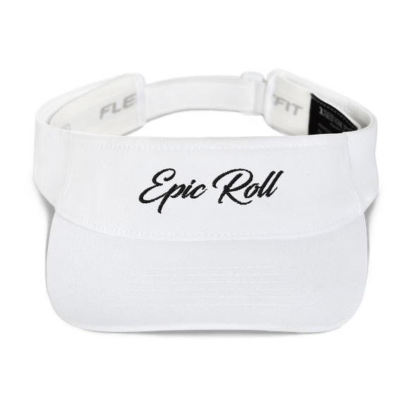 Epic Visor (Black & White)