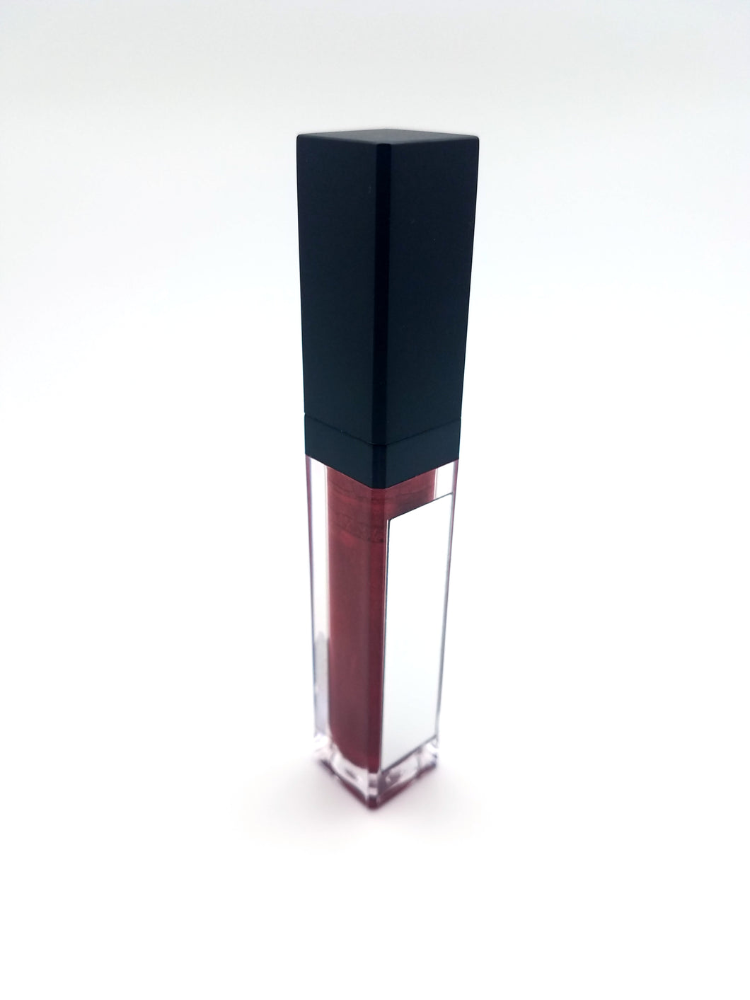 Shift- All Natural Lip Gloss,Ravishing Deep Red Color with Hints of Shimmer and Lots of Shine.
