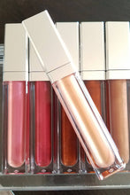 Luna - Goddess Collection - Gold Metallic Long Lasting Creme Lip Gloss