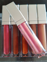 Venus - Goddess Collection - Pink Metallic Long Lasting Creme Lip Gloss