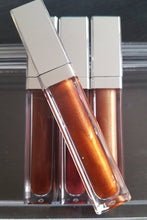 Saranya- Goddess Collection - Copper Gold Metallic Long Lasting Creme Lip Gloss