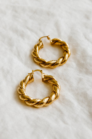 Mini Bamboo Hoops