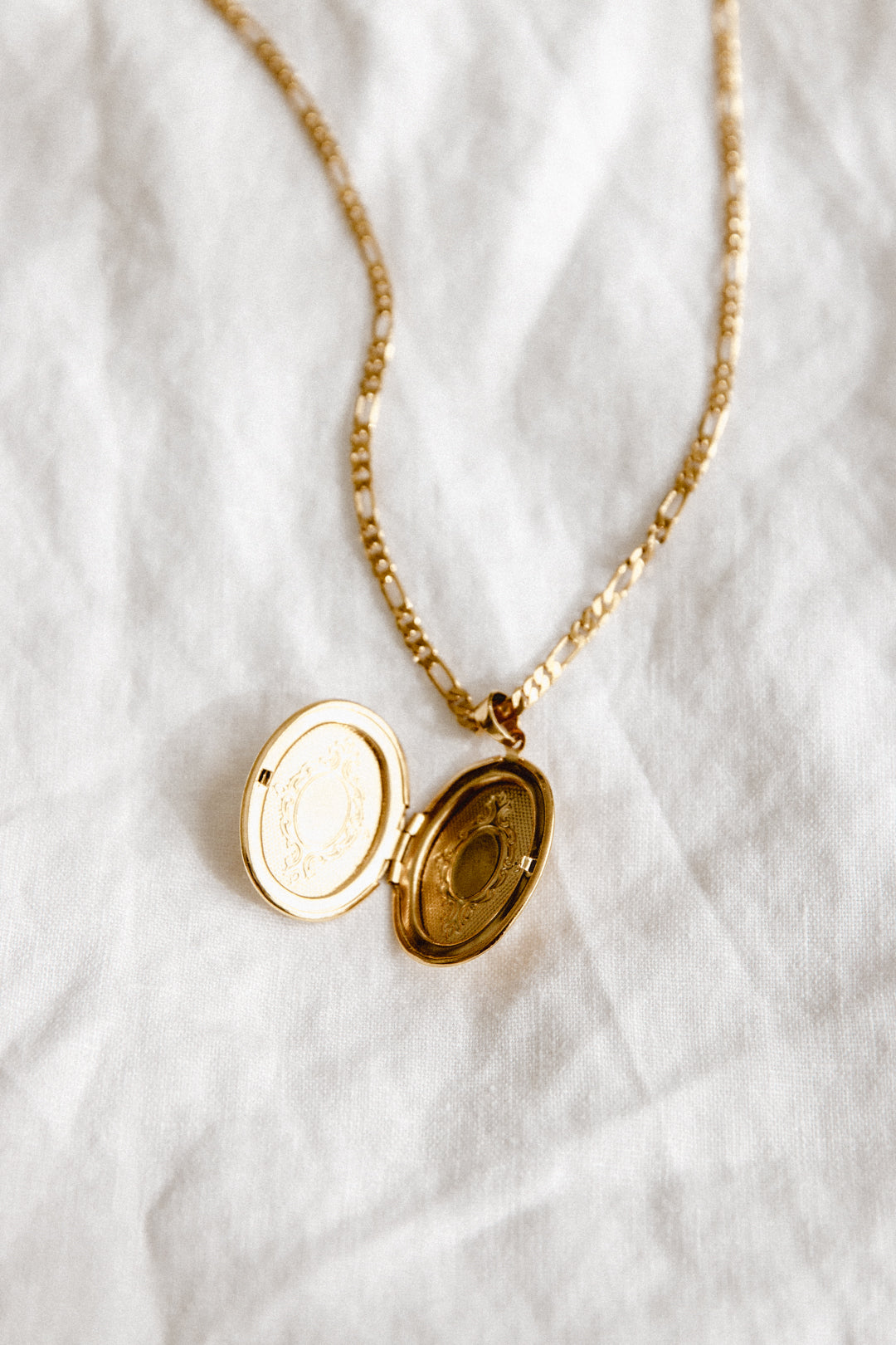 Verona Locket Necklace