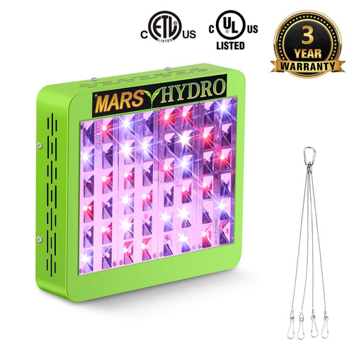 Mars Hydro Reflector 240W LED Grow Light - Free Shipping