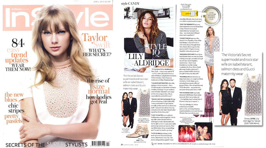 InStyle UK April 2013