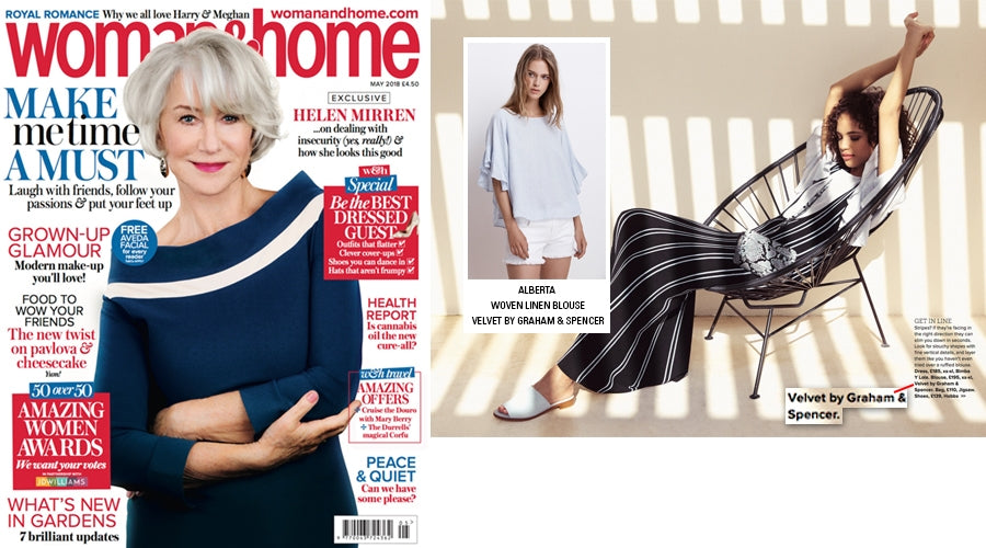 Women & Home May 2018