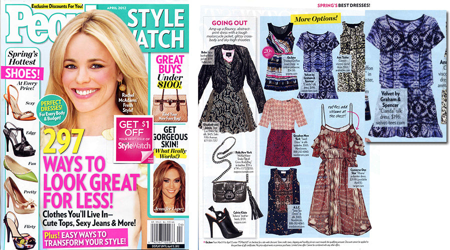People StyleWatch April 2012