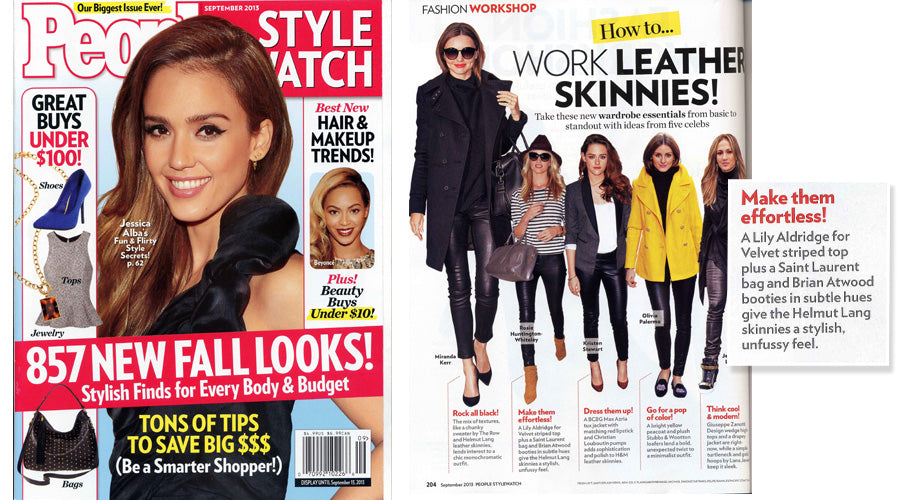 People StyleWatch September 2013