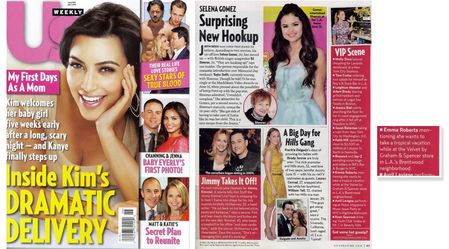 Us Weekly July 2013