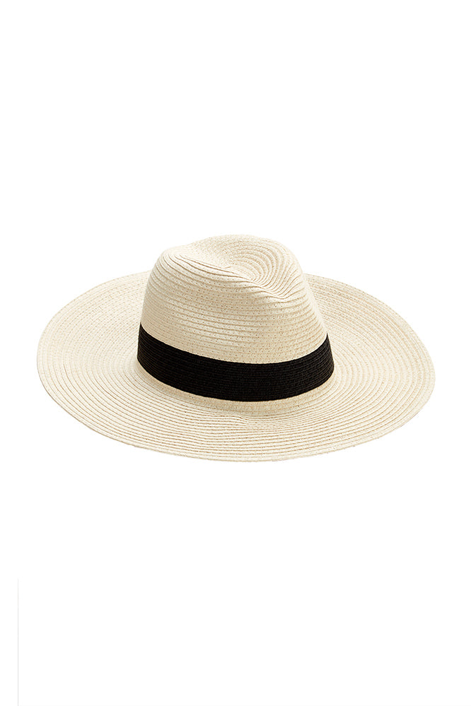 FINE BRAID CONTINENTAL HAT