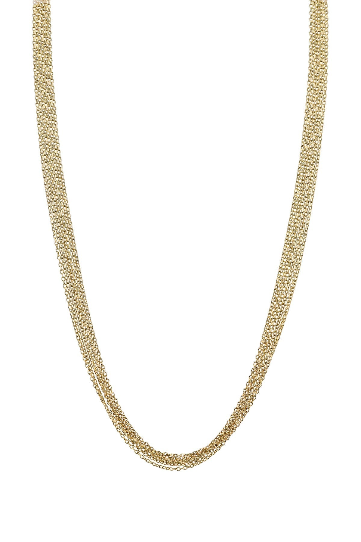 SEVEN STRAND NECKLACE BY SLOAN