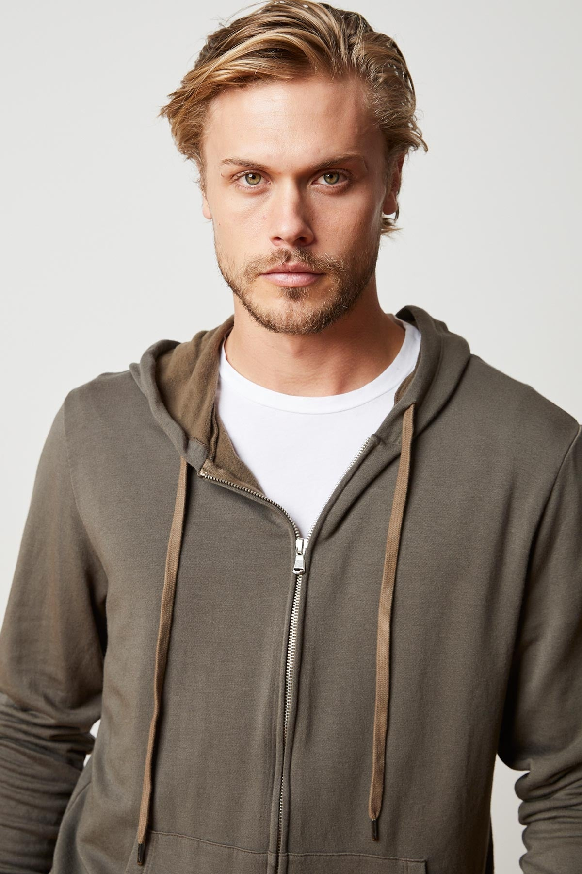EVEREST LUXE FLEECE ZIP UP HOODIE