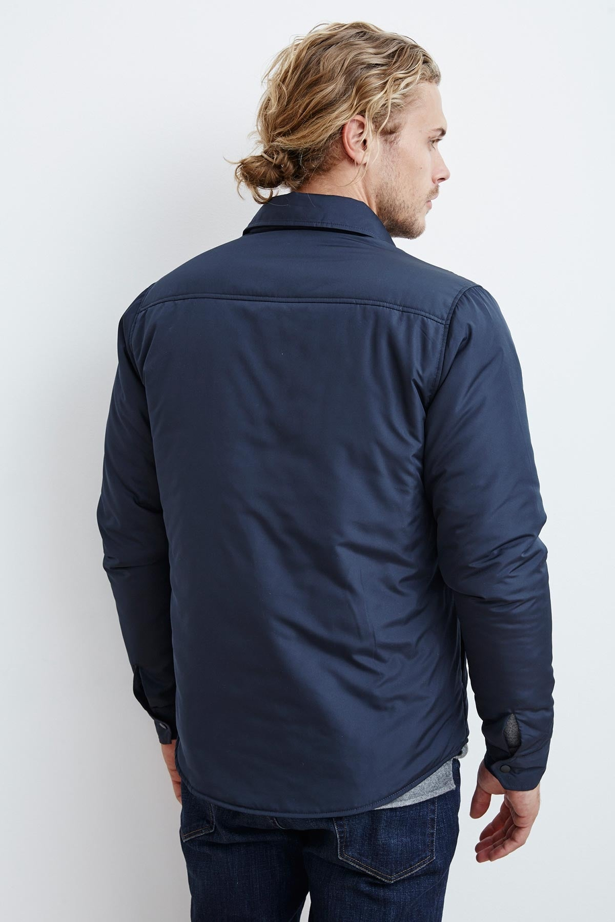 KONRAD PADDED SHIRT JACKET