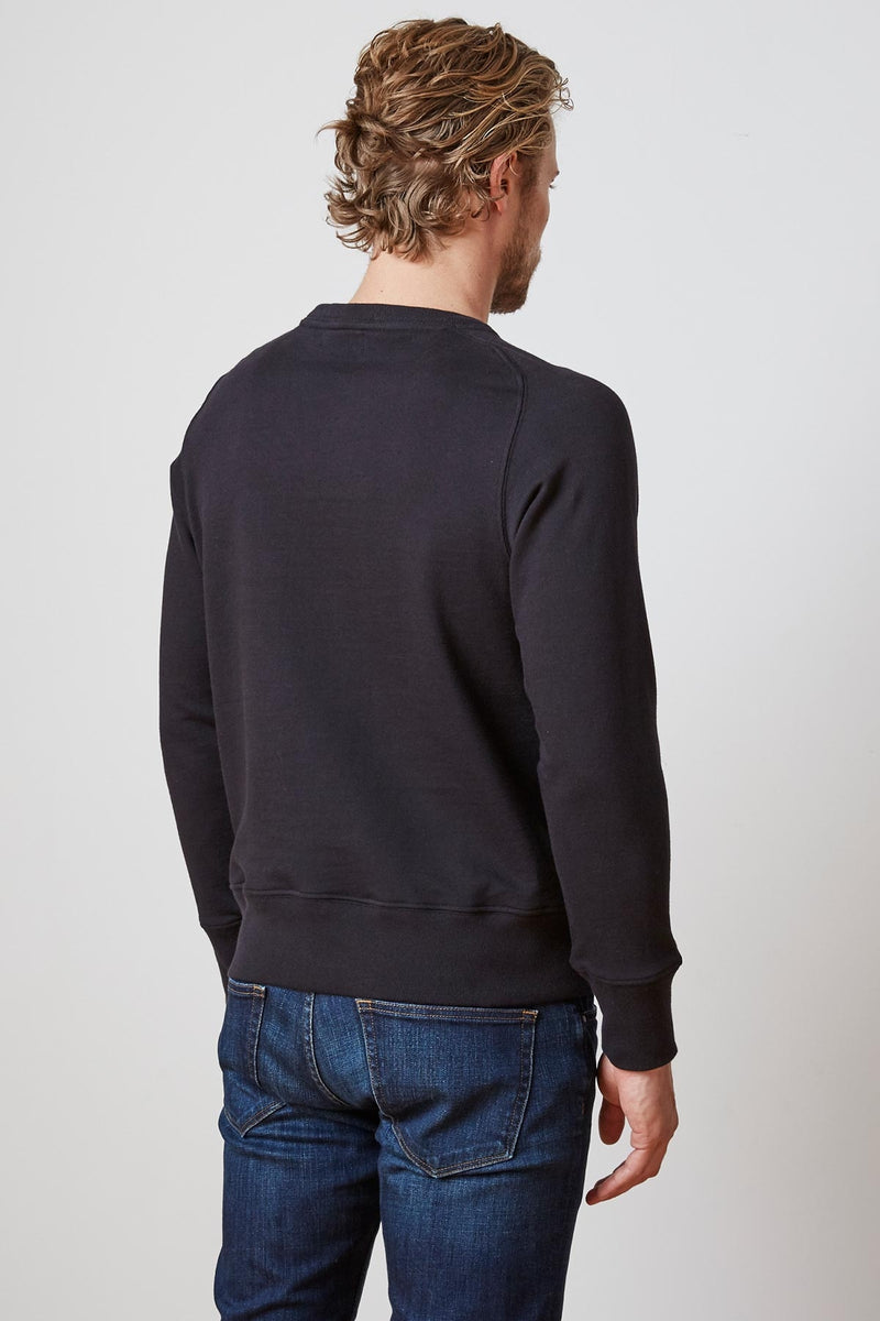 SERGE FRENCH TERRY RAGLAN SWEATSHIRT